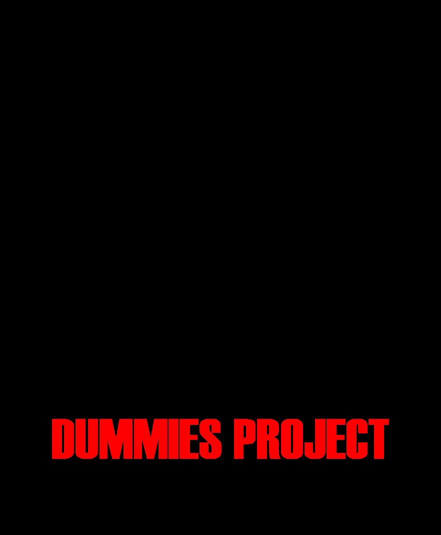 manifesto dummies singolo